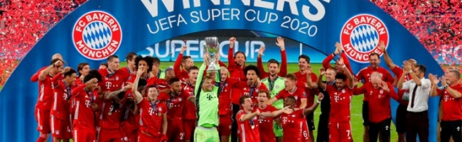 Sevilla did not win themselves Super Cup