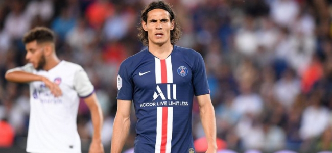 Cavani and Telles are Man Utd hope
