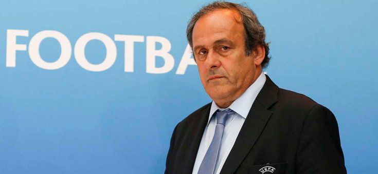 Platini is not happy with VAR