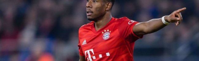 Manchester City and Juventus fight for Alaba