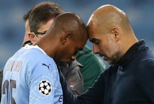 City are left without Fernandinho