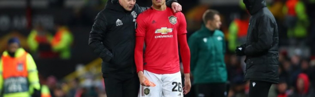 Solskjaer defends Greenwood