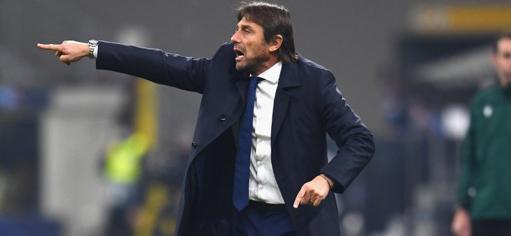 Inter will not fire Conte because of problems in UCL