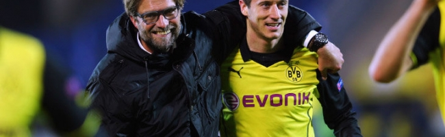 Lewandowski: Klopp is a bad teacher