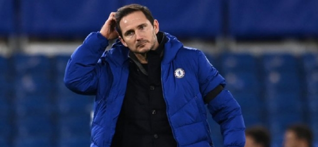 Chelsea see options to replace Lampard