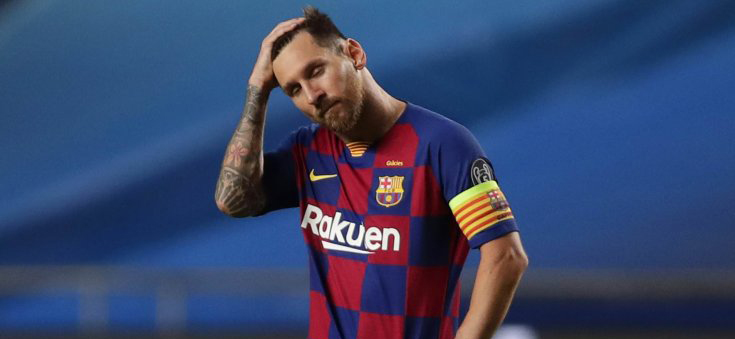 How Messi's contract leak will reflect on Barcelona?