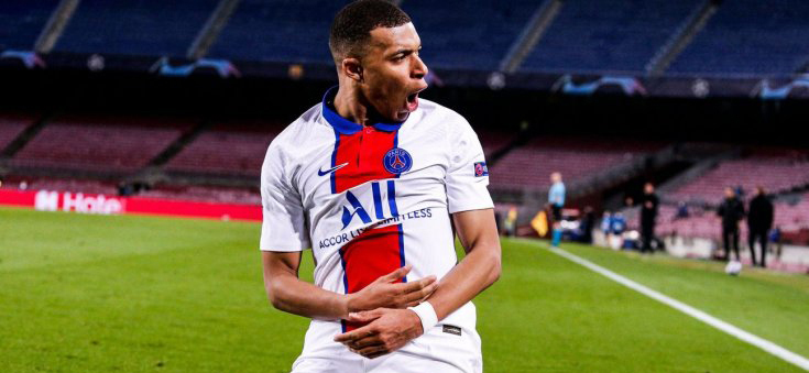 PSG put a price tag on Mbappe