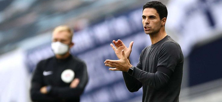 Arteta is expected at Barcelona