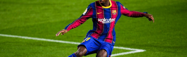 Barcelona to extend contract with Dembele