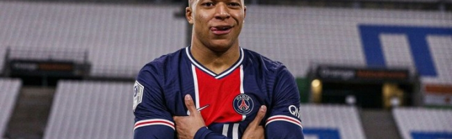 PSG are looking for Mbappe's replacement