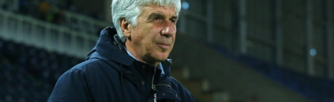 Gasperini doesn't set goal to win Scudetto