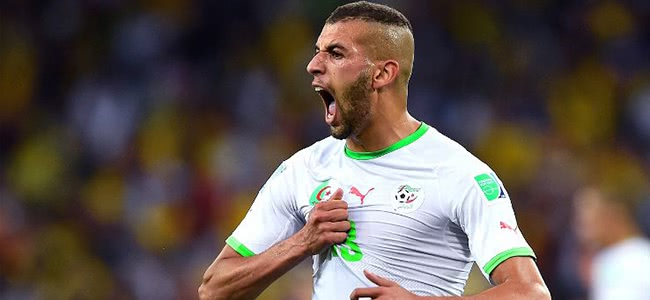 Slimani chooses between Watford and Newcastle