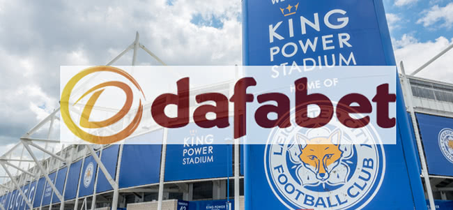 Dafabet has become Leicester's partner