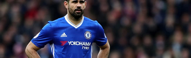 Liverpool are one of the claimants for Diego Costa
