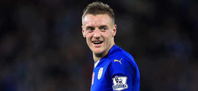Bookmakers are sending Vardy to Chelsea