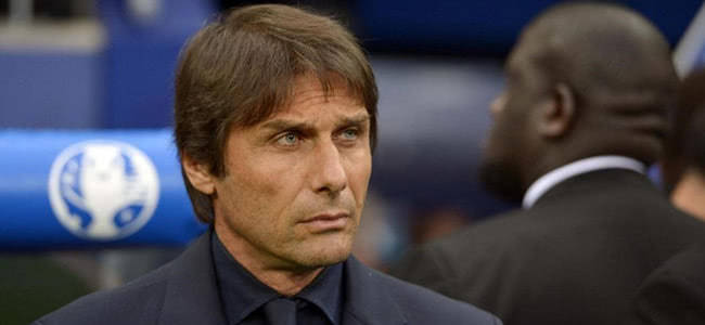 Bookmakers have shortened the odds on Antonio Conte's departure