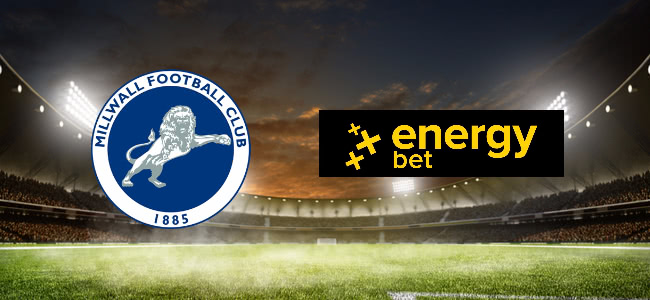 Millwall announces the partnership with Energybet