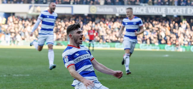 QPR have made a partnership with a lottery