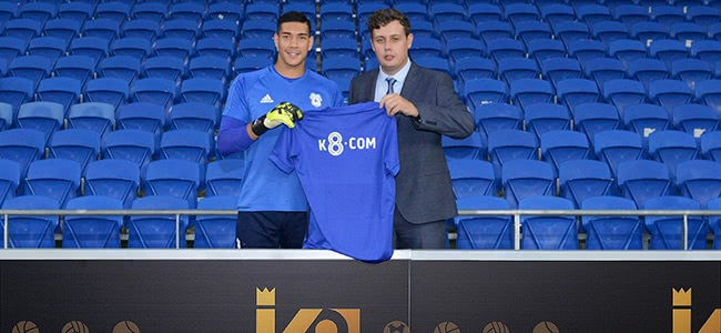 Cardiff City have a new betting partner