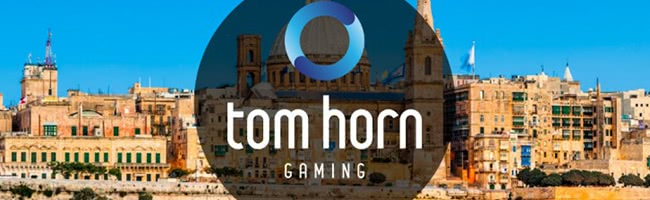 Tom Horn Gaming will work in the United Kingdom