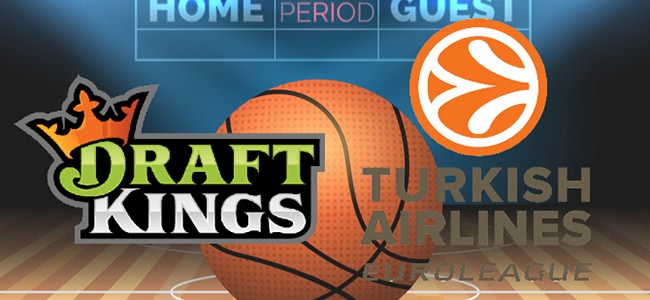 DraftKings has made a deal with the Euroleague