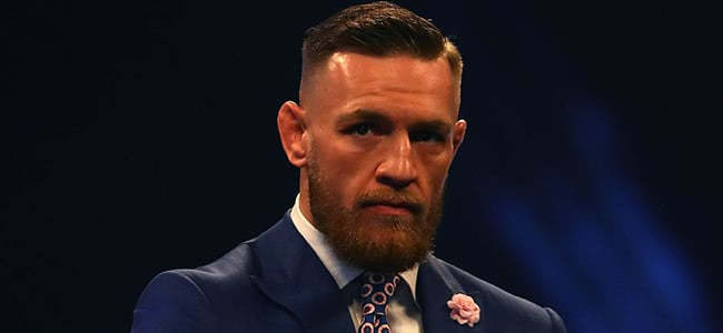 McGregor is the future president of Ireland?