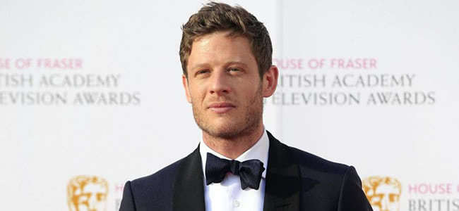James Norton doesn't advise betting on him