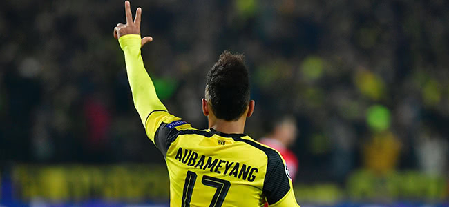 Bookmakers are confident in Aubameyang's transfer to Arsenal