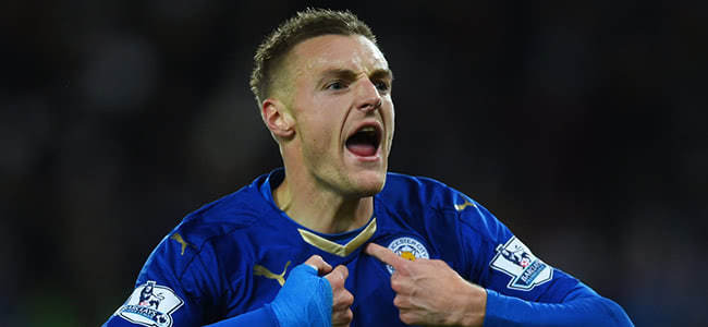 Everton are the favorites in pursuit of Vardy