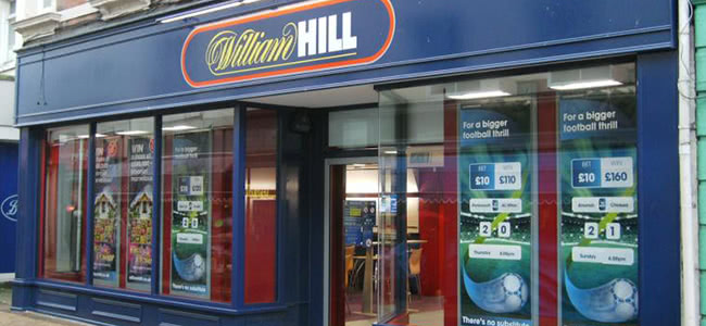 William Hill has increased the revenue due to the internet