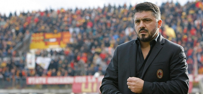 Gattuso is not in a hurry to believe bookmakers