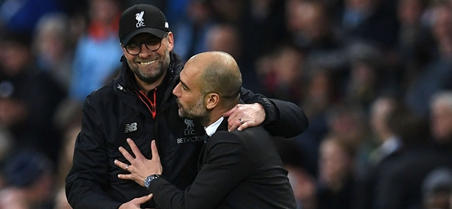 Guardiola will not trick Klopp