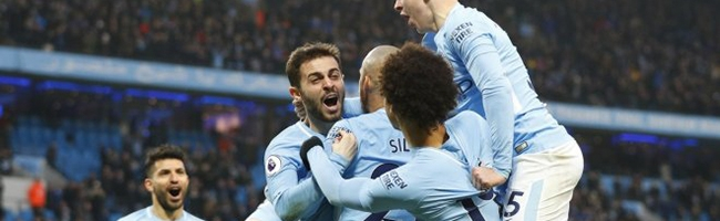 Manchester City take the EPL championship