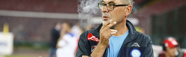 Match of the season for Maurizio Sarri