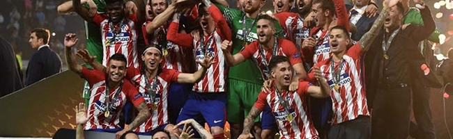 Atletico easily took care of Marseille