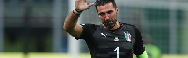 Liverpool are aiming for Buffon