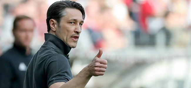 Kovac is leaving on a positive note