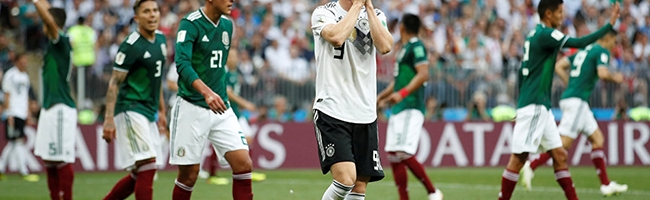 Germany went in the footsteps of the champions