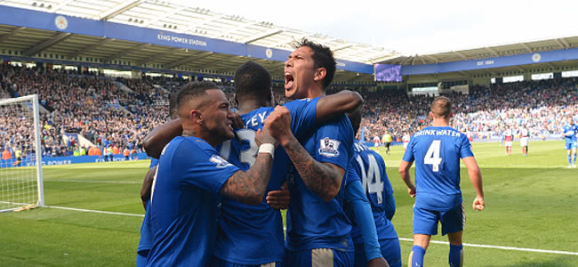 Bookies face £10m payout if Leicester win Premier League title