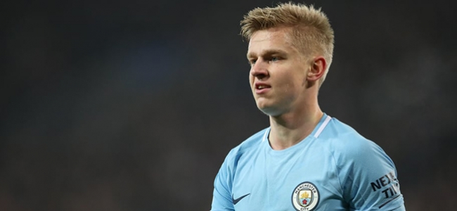 Zinchenko is going to Wolverhampton