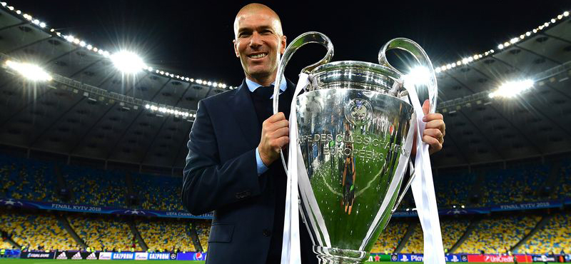 Zidane told about the key to his success