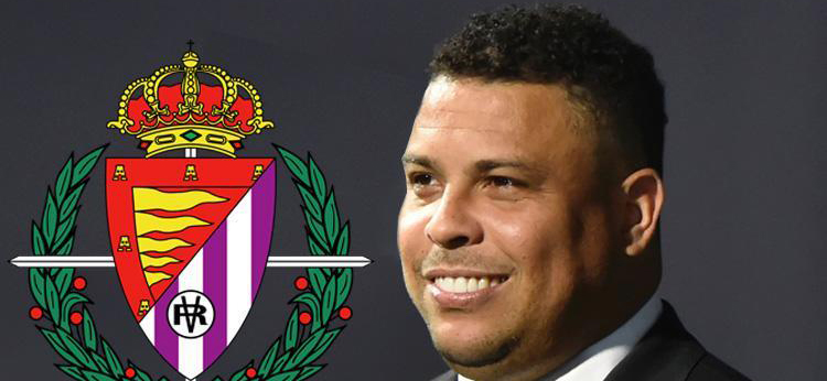 Ronaldo becomes the owner of Valladolid