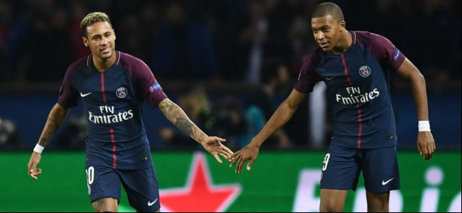 Real are ready to buy Mbappe and Neymar