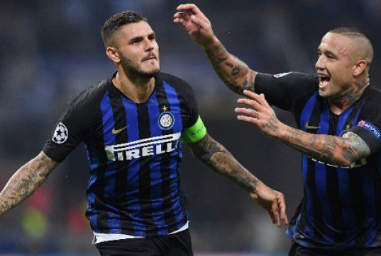 Inter have returned to the elite