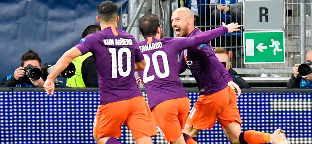 Pep Guardiola's Manchester City met with the German Hoffenheim in the second round match of the Champions League. Thanks to determination and non-standard approach the guests took away a victory in the end of the match (1:2) and turned up on second position in group F tournament table