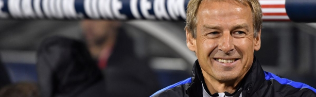 Klinsmann wants to return to big football