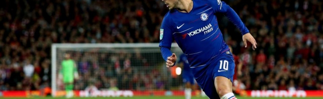 Hazard wants to play in Primera