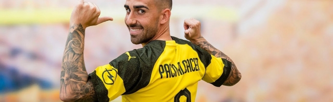 Paco Alcacer is example for footballers