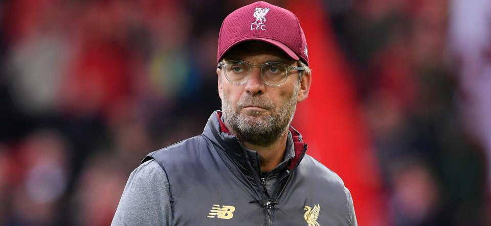 Klopp moves away from his own philosophy