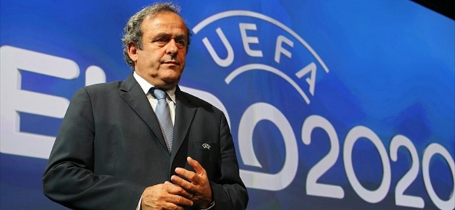 Platini is against VAR introduction